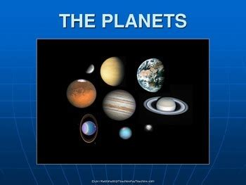 solar system planets powerpoint   lori