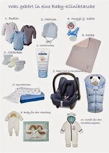 Baby Erstausstattung Liste Winter : kliniktasche vor geburt baby schwangerschaft ~ Eleganceandgraceweddings.com Haus und Dekorationen