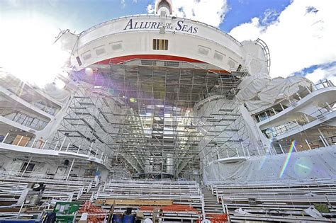Royal Princess Deck Plan Cruise Critic by The Latest Update On Our Newest Ship Allure Of The Seas