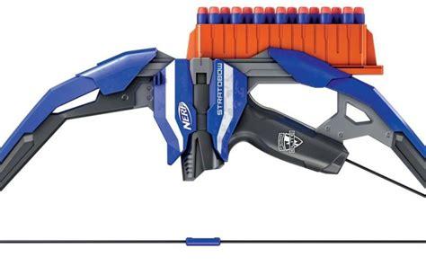 nerf n strike elite stratobow nerf gun attachments