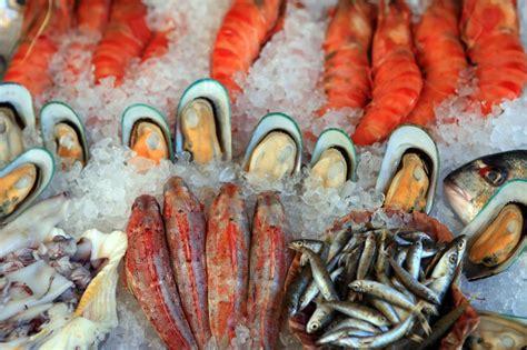 fish  shellfish nhs