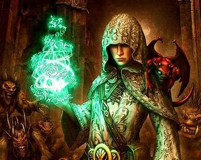 Sorcerer Fantasy Fanpop Background Club