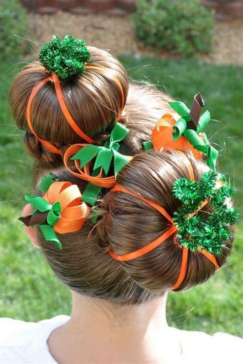 coiffure halloween  coiffure petites filles pour