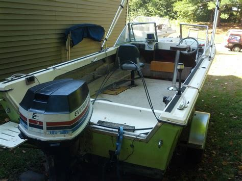 Manatee Runabout Boat by Manatee 1972 For Sale For 950 Boats From Usa