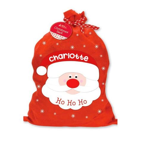 red santa sack for babies pictures personalised jumbo santa sack babytots personalised soft toys