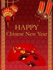 Photo Collection Chinese New Year Cards