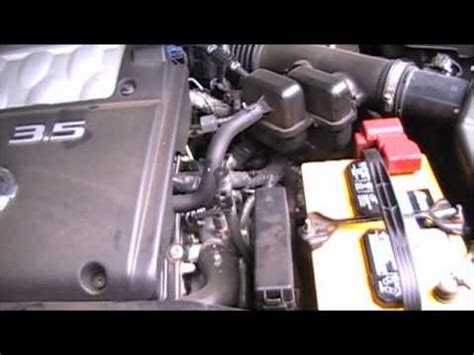 Nissan Maxima Transmission Service Wmv Youtube