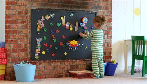 Diy Playroom With Rock Wall