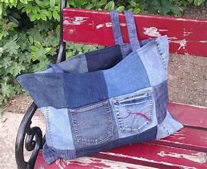 Riesen Wolle Kaufen : riesen einkaufstasche oder badetasche von as4me auf as4me jeansrecycling upcycling ~ Orissabook.com Haus und Dekorationen