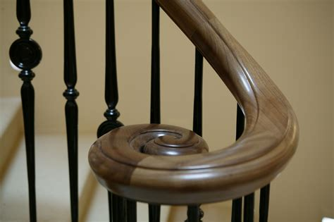 Handrails For Spiral Staircase London