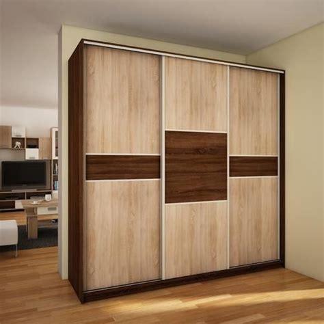3 Door Wardrobe Closet by Modern Wardrobe 3 Slide Door D 240cm X 216cm X