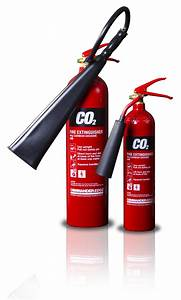 CO2 Fire Extinguishers – Class B – Prestige Fire Protection