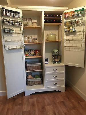 freestanding kitchen larder cupboard pantry farmhouse
