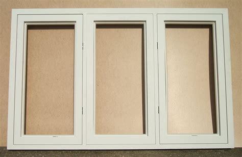 plain casement windows