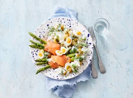 asperges met zalm populaire allerhande recepten albert heijn