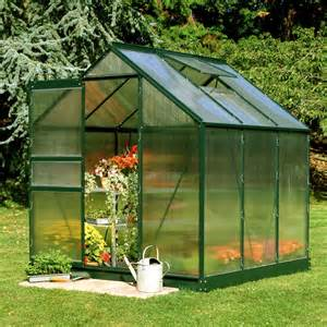 Polycarbonate Greenhouse Frame