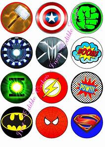 Interesting Superhero Logos And Names 67 With Additional ...