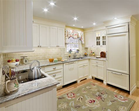 kitchen  modern amenities boston design