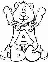 Coloring Bear Care Pages Grumpy Pe Infernape Bears Teddy Abc Printable Getcolorings Letters Getdrawings Sheets Clip Colorings Ingrahamrobotics sketch template
