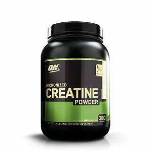 Roll Over Image To Zoom In Optimum Nutrition  On  Micronized Creatine Monohydrate Powder  U2013 300