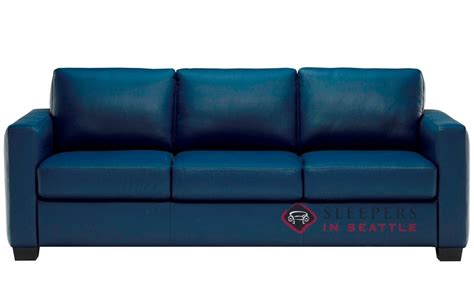 customize  personalize roya  queen leather sofa