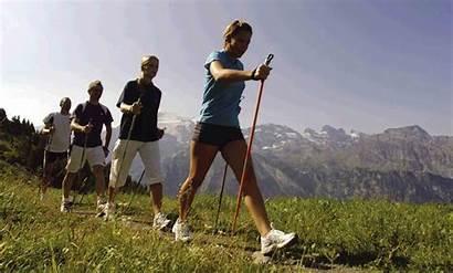 Nordic Walking Walk Miquel Cal Trekking Benefits