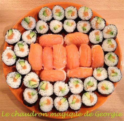 cuisiner sushi 1000 idées sur le thème sushi rolls sur sushi