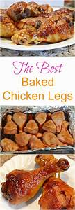 Healthy Recipes : The best chicken leg recipe ever (baked ...