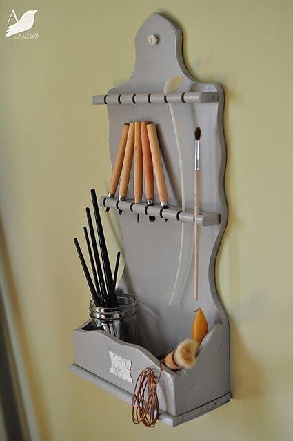 repurposing  spoon rack repurposed upcycled crafts
