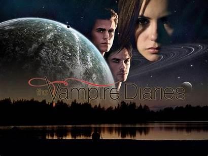 Diaries Vampire Wallpapers Backgrounds Desktop Fanpop Wallpapersafari