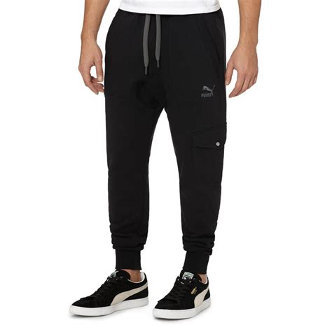 slim fit cargo cargo sweatpants