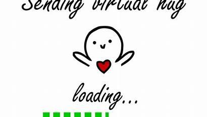 Hug Virtual Better Self Gets Harm Giphy