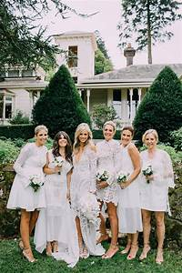 helen trent thurley garden wedding white bridesmaids With thurley wedding dress