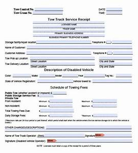 Towing invoice forms joy studio design gallery best design for Towing invoice software