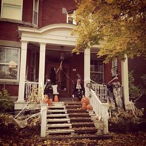 Decoration Halloween Maison : halloween la maison la mieux d cor e de montr al d conome ~ Voncanada.com Idées de Décoration