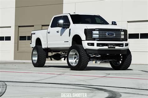 2017 Ford F250 Platinum   Fuel Off Road   FTS ? Diesel Shooter
