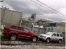 2006 Chevrolet Trailblazer SS vs 2006 Jeep Grand Cherokee