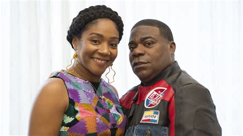 How Tiffany Haddish And Tracy Morgan Spun Comedy Gold From