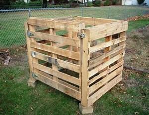 Komposter Holz Selber Bauen : 50 ideen zum thema komposter selber bauen komposter ~ Articles-book.com Haus und Dekorationen