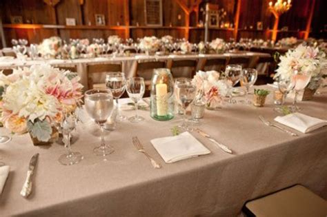 inspiration wedding table decorations modern wedding