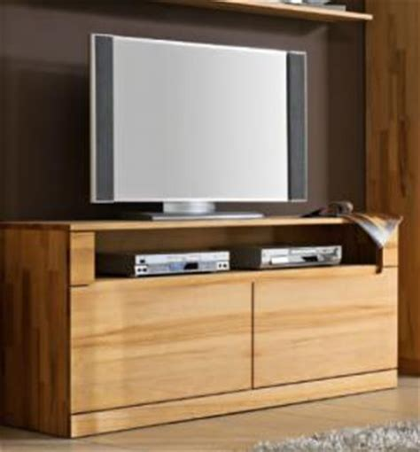 tv board massiv tv lowboard kernbuche massiv ge 246 lt kaufen yatego