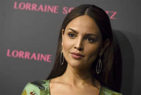 Eiza Gonzalez Lorraine Schwartz Eye Bangles Collection