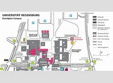 Kontakt Universität Regensburg