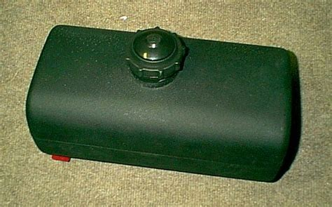 New Plastic Replacement Gas Tank Pn/ Kh-235370 Use Kh-47