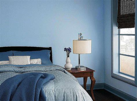 Schlafzimmer Blau Streichen by The 10 Best Blue Paint Colors For The Bedroom