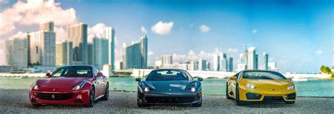 Rental Car Of Miami by Car Rental In Miami