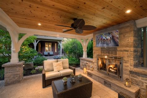 opulent transitional patio designs spring upcoming summer