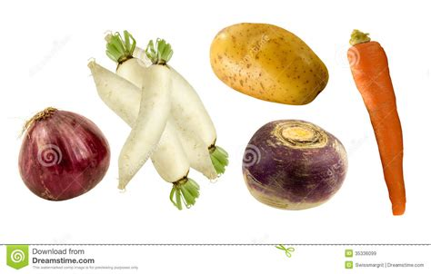 Healthy Root Vegetables Stock Image Image Of Delicious