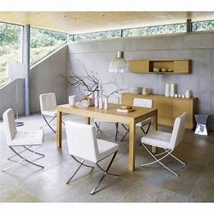 Chaise Tolix Maison Du Monde : chaise blanche design kyoto table buffet et tag re hambourg maisons du monde terrazas ~ Melissatoandfro.com Idées de Décoration