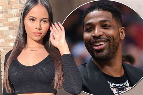 Khloe Kardashian's ex Tristan Thompson is exposed again ...